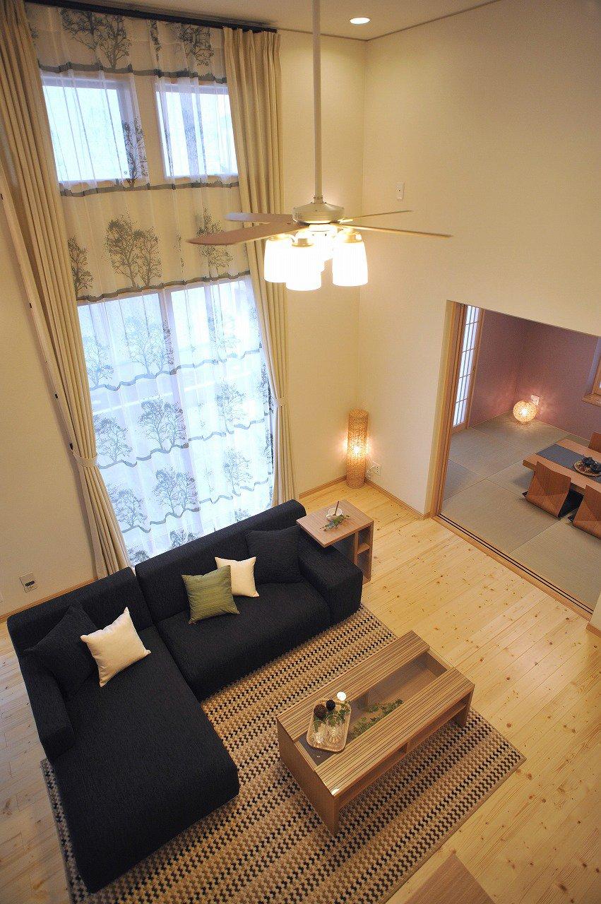 健康住宅 家族収納(二世帯向け抗酸化住宅)40坪のイメージその3