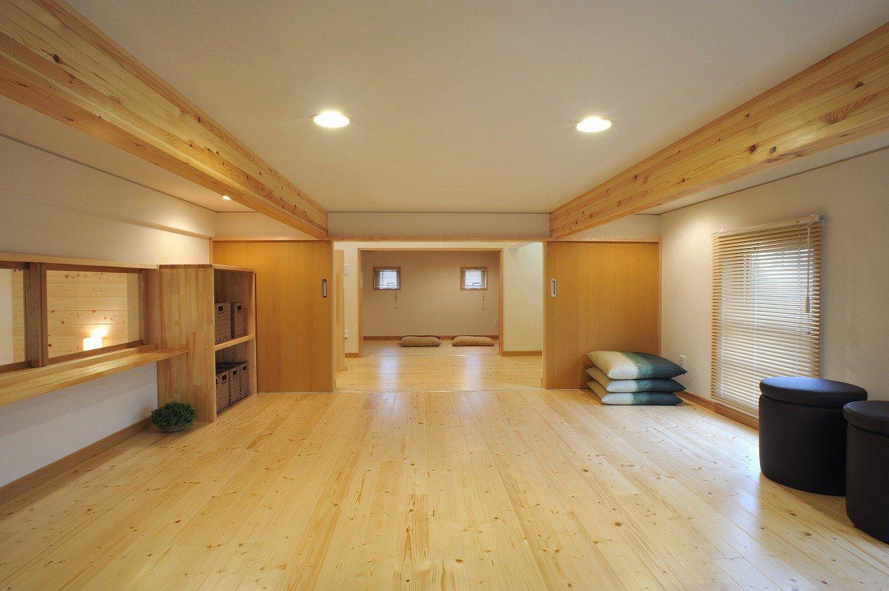 健康住宅 家族収納(二世帯向け抗酸化住宅)40坪のイメージその5