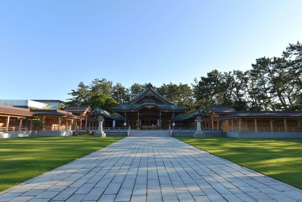 令和3年6月6日新潟県護国神社清掃奉仕参加券のイメージその3