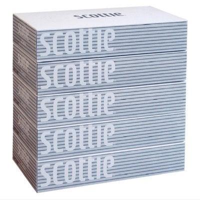 スコッティティシュー5箱パック(5箱×5セット=25箱)