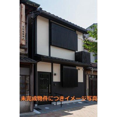 収益物件:京都駅西ゲストハウス1号地・2号地