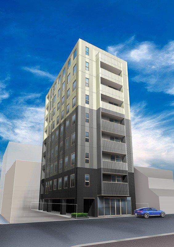 収益物件:JR二条駅北ビジネスホテルのイメージその1
