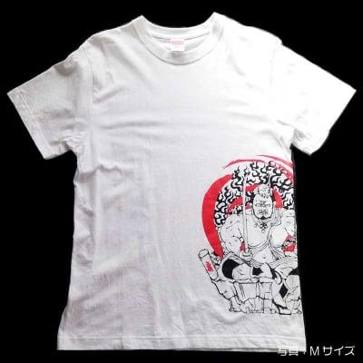 【Tシャツ】不動明王:火祭優勝記念デザイン