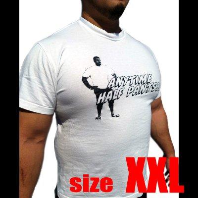 【XXLサイズ】ANYTIME HALF PANTS!!Tシャツ