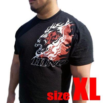 【XL】ライオンTATTOO Tシャツ