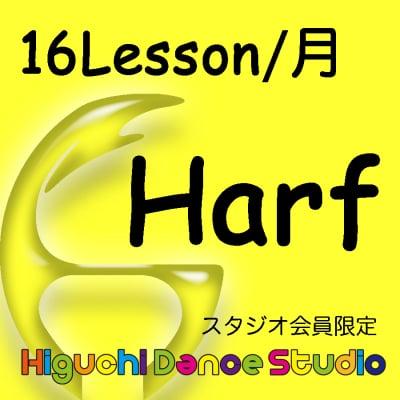 ハーフクラス 16レッスン(スタジオ会員限定)