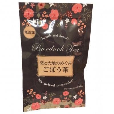 ごぼう茶で美肌対策!!ポリフェノールたっぷり百々花の皮100%濃いゴボウ茶/スッキリを実感したい方にもおすすめ!!