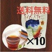 【 ポイント10% !!! 】送料無料!!! 野生ルイボスティー(3.5g×50包入)×10袋