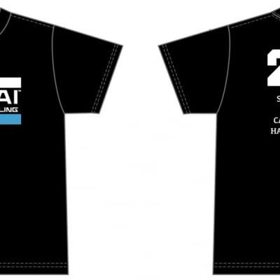 summer Tシャツ★(黒)