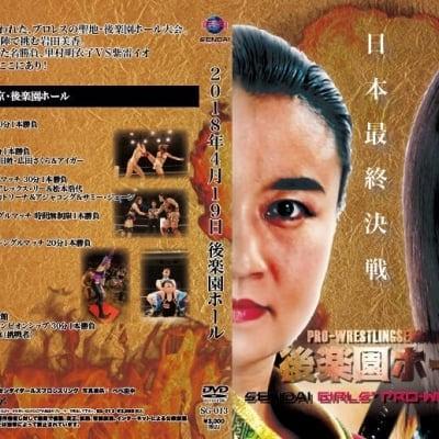 日本最終決戦(DVD)