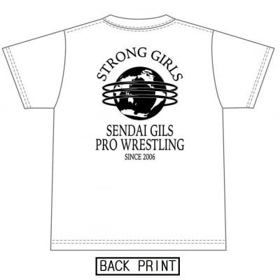 STRONG GIRLS Tシャツ!