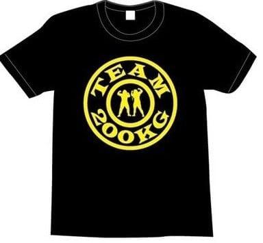 チーム200㎏ Tシャツ