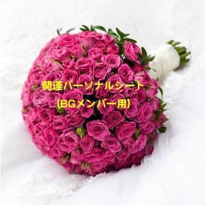【ビューティーグレース更新メンバー】朝倉万琳開運パーソナルシート2018