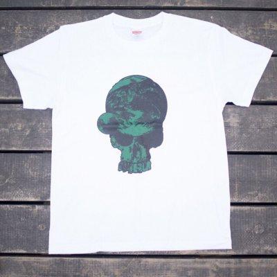 viccore クライシスアースTシャツ WHITE
