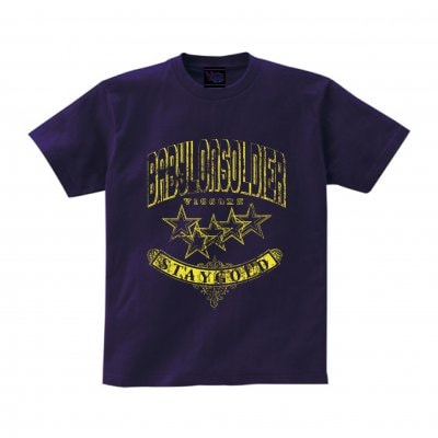 viccore STAYGOLD Tシャツ Purple