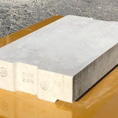 U型ふた 2種240 鉄筋コンクリート 二次製品