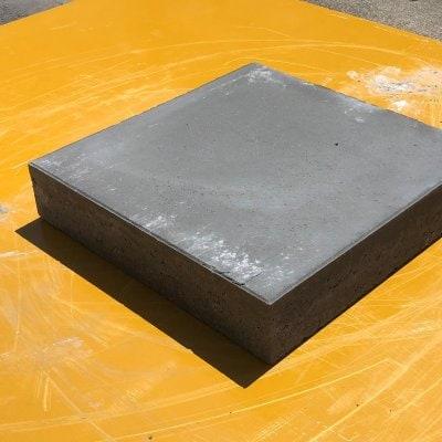 コンクリート平板 シンプル コンクリート2次製品