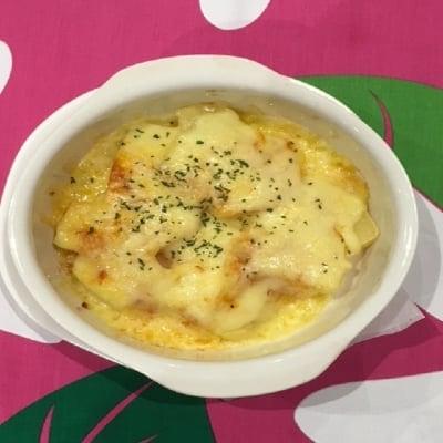 【店頭払い専用】コンビーフハッシュのチーズ焼き