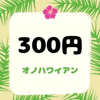 300円【店頭払い専用】ガーリック枝豆等