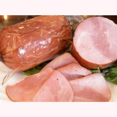 ビールのおつまみに豚もも肉で作った本場ドイツのハム【ハウスシンケン】