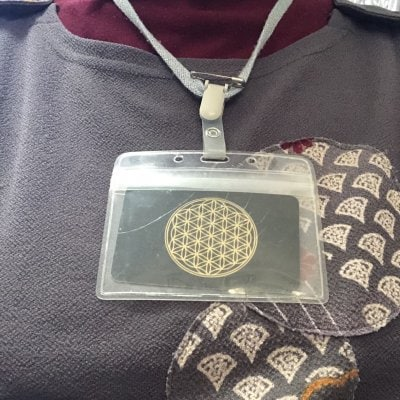ゼロ磁場誘導カード