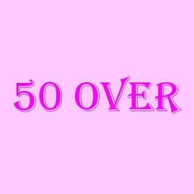 【店頭支払専用】50オーバーの会