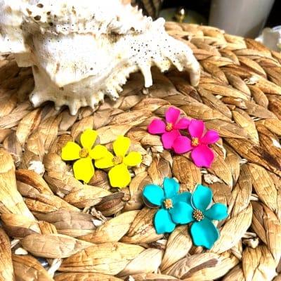 Flower pierce SALE
