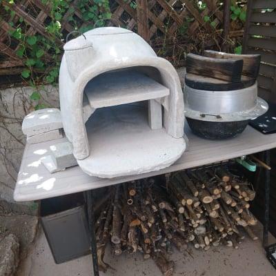 【当日支払】手作りピザ窯作りレクチャー&ピザランチを楽しむ会