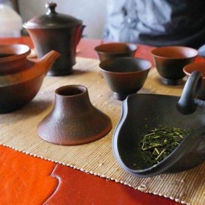 【店頭払いのみ】【釜我和樹の日本茶会】