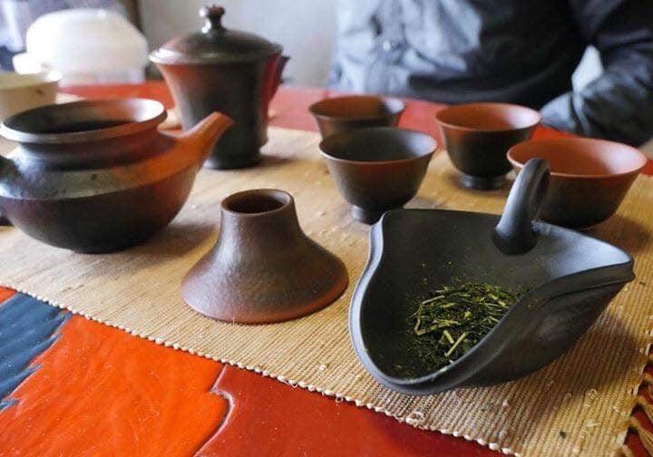 【店頭払いのみ】【釜我和樹の日本茶会】のイメージその1