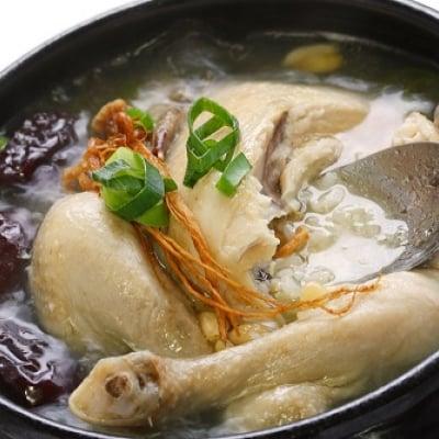 おだしで簡単♡薬膳鍋 参鶏湯活用レシピ