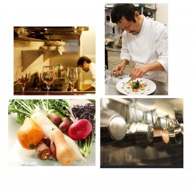 【店頭払いのみ】小牧フレンチレストラン シェシュシュ清水シェフのカラダが喜ぶ料理教室
