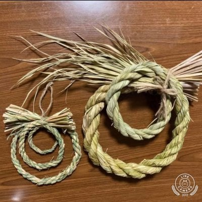 「真菰のミニ茅の輪作りワークショップ」〜心と身体と魂の浄化へ〜