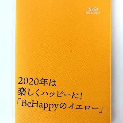 【SQ教育の実践に最適!】アイアイ手帳 Amazing DIARY 2020(イエロー)