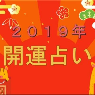 2019年新春開運セミナー【1/12(土)14-16時】