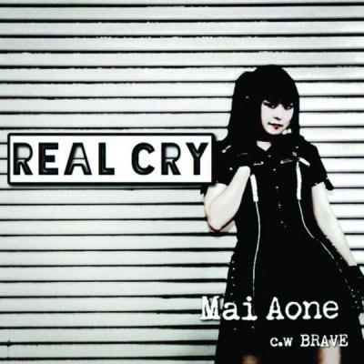 蒼音舞ソロCD / Real cry