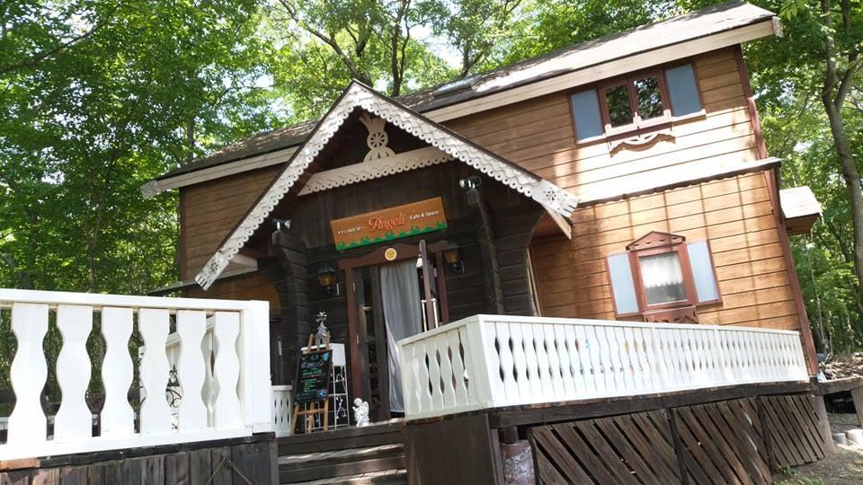八ヶ岳アンジェリ 宿泊専用WEBチケット のイメージその1