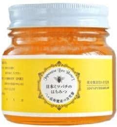 【八ヶ岳産100%純粋】日本ミツバチのハチミツ (300g お徳用)