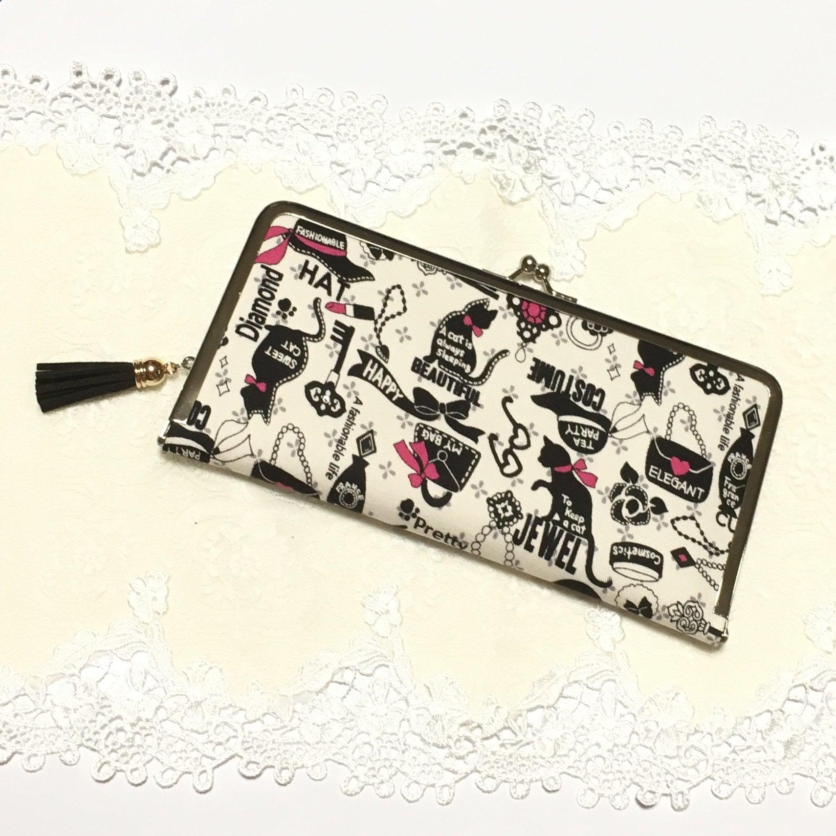縫わないがまぐち  長財布のイメージその1