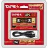 カセットテープ型 バッテリーチャージャー TAPES RED blister ver
