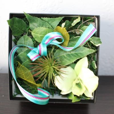 グリーンBOX アーティフィシャルフラワー(造花)