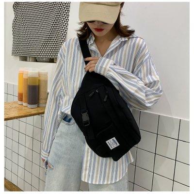 【高ポイント還元】 韓国風 3WAYバッグ 斜めがけメッセンジャー ボディ...