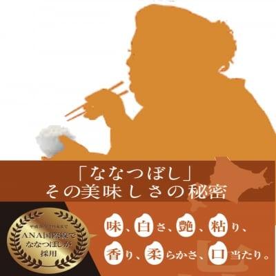 【北海道産】ななつぼし 玄米1kg 【店頭受け渡し用】