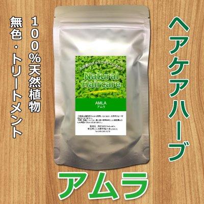 100%天然植物ヘアケアハーブ アムラ <メール便専用> 3袋までとなります