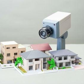 (9)建物の防犯対策提案チケット 諸経費(交通費、駐車料含む)実費