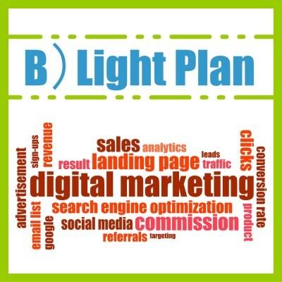 【ツクツクページ作成のお手伝い】B)ライトプラン-Light Plan-