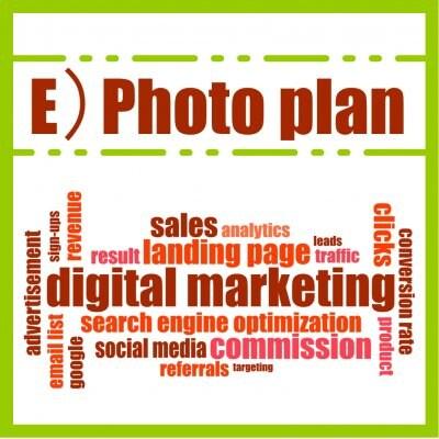 【ツクツクページ作成のお手伝い】E)イメージ写真プラン-Photo plan-