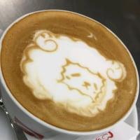 本格的!!バリスタが淹れたコーヒー