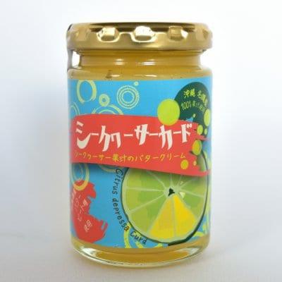 シークヮーサーカード バタークリーム 沖縄 140g