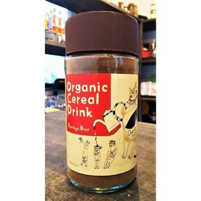 ノンカフェインコーヒー風飲料(有機穀物飲料) ボッテガバーチ オーガニック 100g